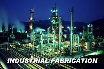Click for Industrial Fabrication Page...